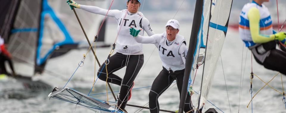 Vela: Bronzo ai Mondiali per Giulia Conti